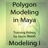 Maya Modeling I Lesson files